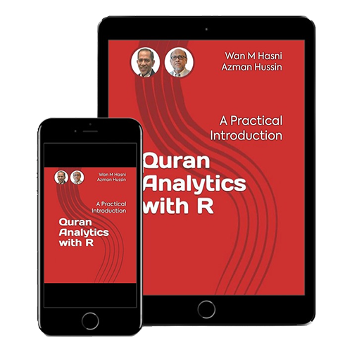 eBook Quran analytics with r